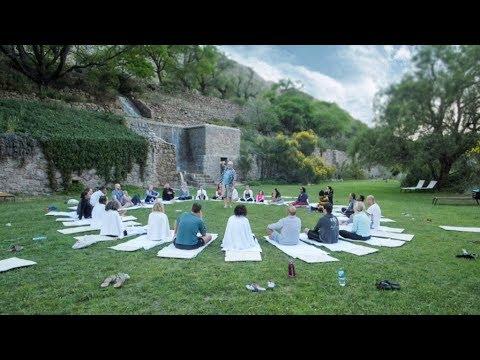 Andes Bikram Retreat