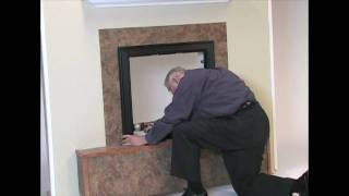 Installing Masonry Fireplace Glass Doors - Brickanew