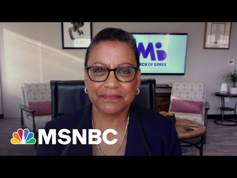 Sounding The Alarm On The Country's Maternal Health Crisis   MSNBC
