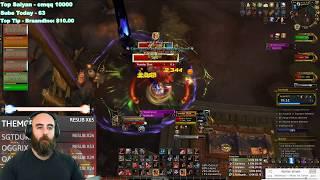 FREEHOLD +21: 477 Fury Warrior (98k DPS) - WoW BFA 8.3 Mythic+ Dungeon