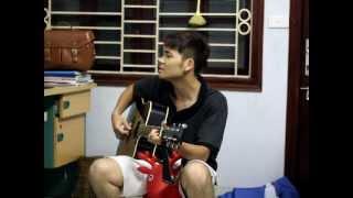 Anh Khang - Chờ em về - Acoustic Cover