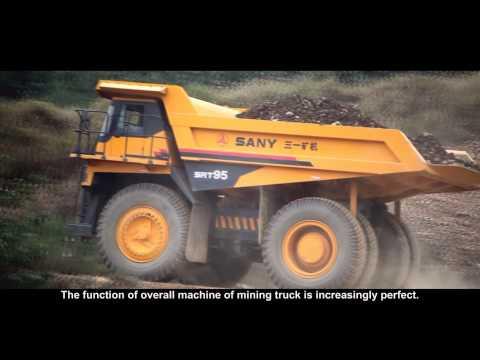 SANYI Mining Off highway Dump Truck