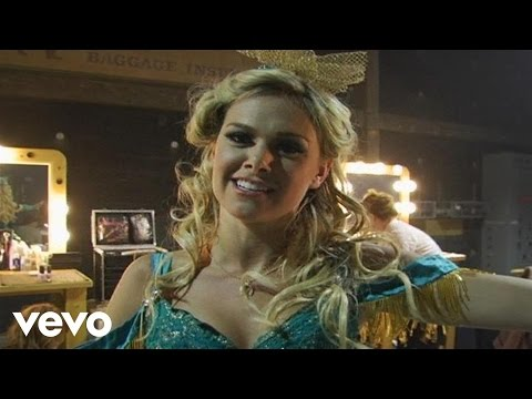Laura Bell Bundy - Giddy On Up (Making of)
