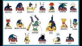 Egyptian Gods And Goddesses