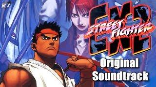 Street Fighter EX2 Original Soundtrack | Full | High Quality