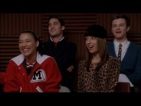 Glee - Will tells New Directions he's going to propose to Emma 3x10