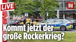 🔴 Rockerkrieg: Blutiger Angriff am Tag in München   BILD Live