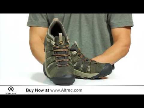 8dc9f8477cd Keen Men's Voyageur Hiking Shoe - YouTube