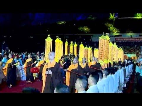 Buddhist communities to set up South China Sea Silk Road Fund
