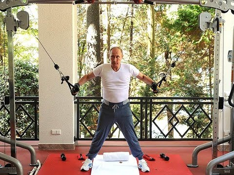 Сакральная жертва Владимира Путина