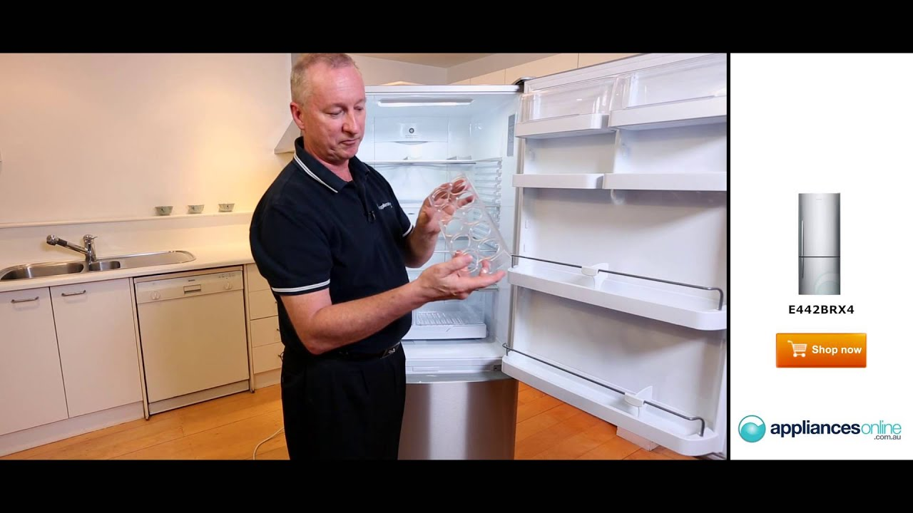 Fisher and paykel french door fridge reviews - Expert Review Of The 442l Fisher Paykel Fridge E442brx4 Appliances Online Youtube