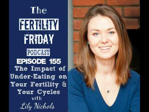 FFP 155 | The Impact of Under-Eating on Your Fertility & Your Cycles | Lily Nichols
