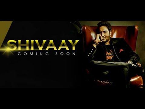 Shivaay: First look of shivaay movie...