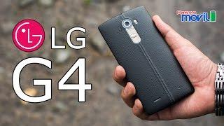 LG G4 - Análisis