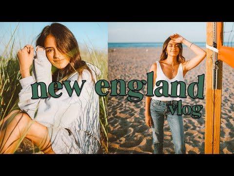 exploring new england: week in boston, cape cod, rhode island, maine