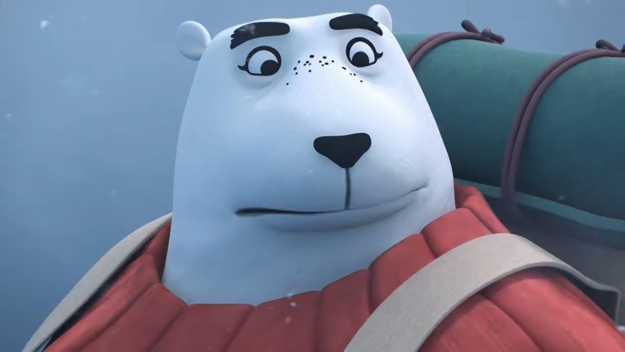 Приключения медвежонка Расмуса — Трудный подъём — Новые мультфильмы для детей