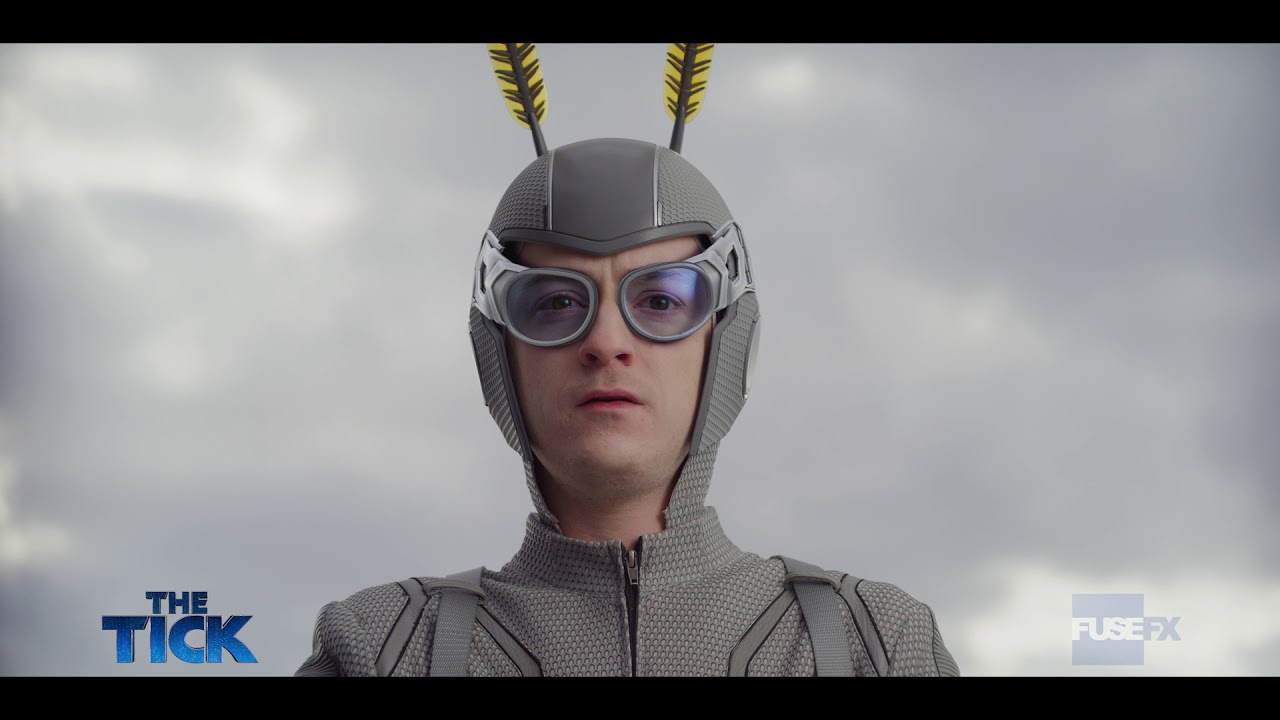 FuseFX: The Tick (Just Another Day of Hero) VFX BTS