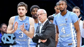 North Carolina Survives Wild Final Seconds vs. Notre Dame