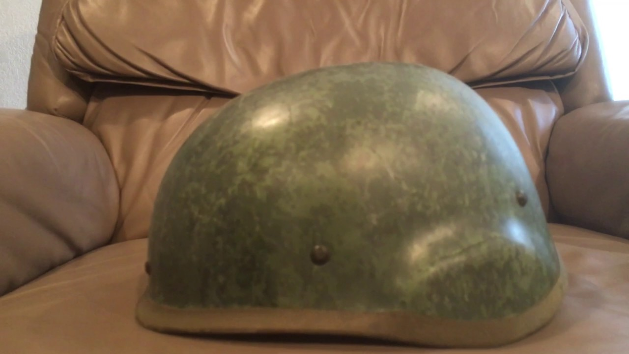 6b47 Helmet Test