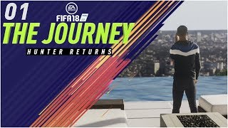 FIFA 18 The Journey Episode 1 - ALEX HUNTER RETURNS