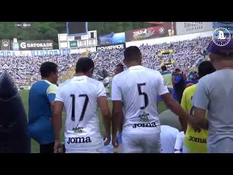 """Lo que no se vio de la final """"Alianza FC vs Santa tecla"""",Clausura 2018"""
