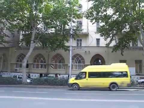 Tbilisi State University - თბილისის სახელმწიფო უნივერსიტეტი [block IV] (Tbilisi, Georgia)