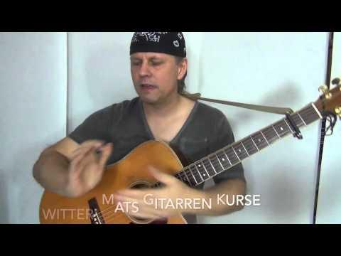SDP - Die Wahrheit in schön - Akustik Gitarren Tutorials (Adventsaktion Tag 3,2)