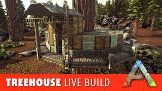 Treehouse Live Build - Finishing Touches