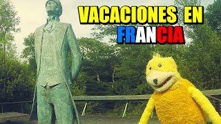 VACACIONES EN FRANCIA (Angoulême) con VICIO y FLAT ERIC