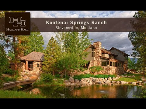 Kootenai Springs Ranch - Stevensville, Montana