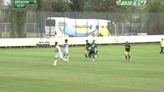 A2 Ligi Bursaspor 1-0 Bucaspor (02.11.2012)
