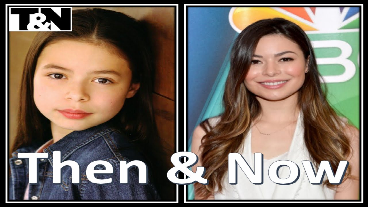 iCarly - Then and Now - YouTube