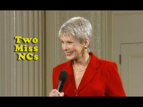 Jeanne Robertson | Two Miss NCs