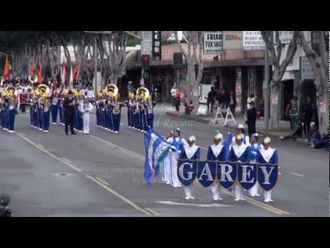 Garey HS - The Directorate - 2012 Arcadia Band Review