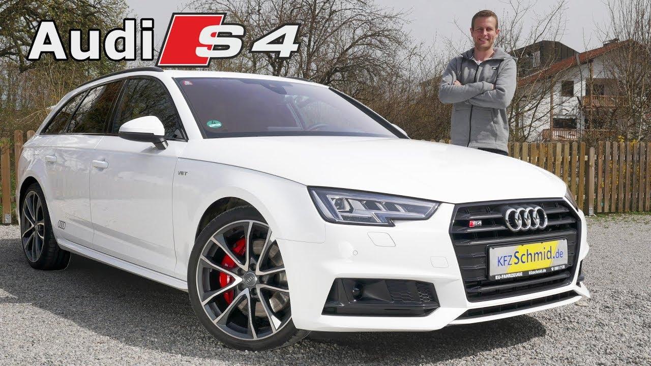 Audi S4 (B9) Avant 2018