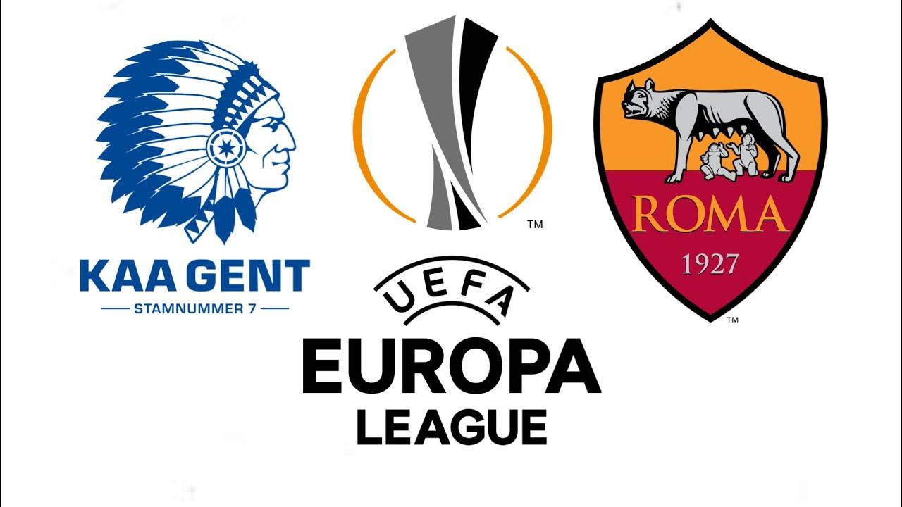 Kết quả hình ảnh cho Gent vs Roma
