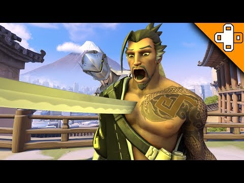 This is the WORST Hanzo Player on Earth! Overwatch Funny & Epic Moments 753 thumbnail