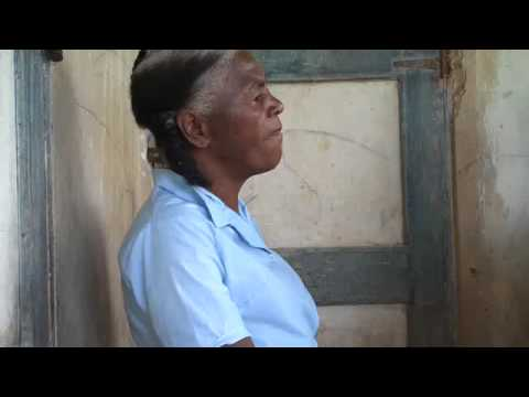 Andre's old aunty speaks in Haitian Creole