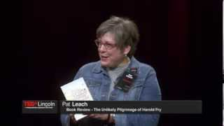 Book Reviews: Pat Leach at TEDxLincoln
