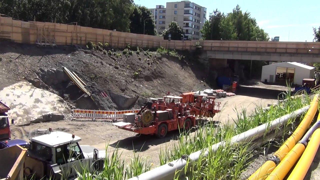Tampere Rantatunneli
