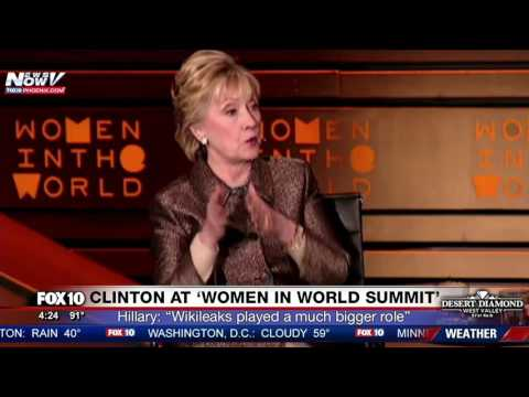 WATCH: Hillary Clinton Asked About Bernie Sanders; Emails (FNN)