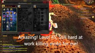 wow bot proof 1 85 in 11 days video log
