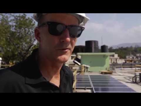 Solar Allows Hospital to Operate