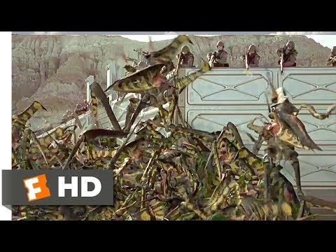 Starship Troopers 58 Movie   Bugs! Bugs! We've Got Bugs! 1997 HD