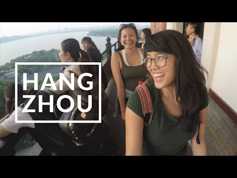 HANGZHOU Vlog | China's 'Heaven on Earth'