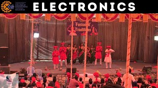KIT Meraki 2K18 Traditional Day Performance | Electronics Department | Fusion Of Traditions