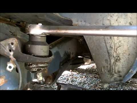 BALL JOINT REPLACEMENT – DODGE RAM VAN 2500 – Threaded Upper Ball Joint