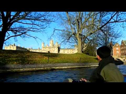 Cambridge-We're Punting!