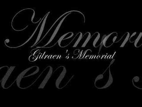 howard shore gilraen s memorial