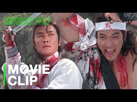 Samurai vs. Chinese Swordsman: Most Epic Fight in Movie History   [HD] Duel to the Death (1983)